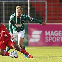 20201122 3.FBL VfB Luebeck vs FC Bayern Muenchen II
