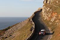MOTORSPORT - WORLD RALLY CHAMPIONSHIP 2011 - WALES RALLY GB / RALLYE DE GRANDE-BRETAGNE - CARDIFF (GBR) - 10 TO 13/11/2011 - PHOTO : FRANCOIS BAUDIN / DPPI - 11 PETTER SOLBERG (NOR) / CHRIS PATTERSON (GBR) - CITROËN DS3 WRC - PETTER SOLBERG WRT - ACTION