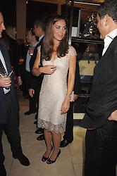 KATE MIDDLETON at a party to celebrate the publication of 'Young Stalin' by Simon Sebag-Montefiore at Asprey, New Bond Street, London on 14th May 2007.<br /><br />NON EXCLUSIVE - WORLD RIGHTS