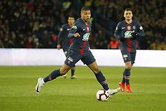 PSG v Nantes 3 April 2019