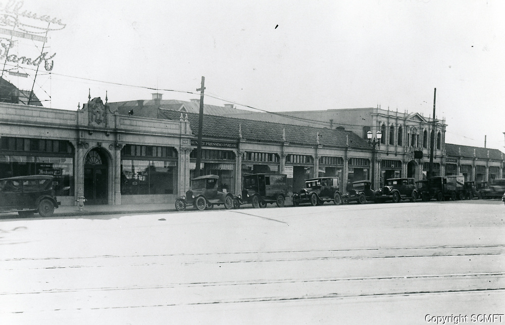 1926 Fine Arts Studios