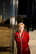 Barbara Stymiest, Chairman of RIM / Research In Motion.  Photographed in Toronto, Canada by Brian Smale, for Fortune Magazine's list of the world's most powerful women. Barbara Stymiest, Royal Bank of Canada.  Photographed in Toronto by Brian Smale for Fortune Magazine.