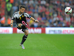 Dries Mertens of Belgium (Napoli) in action. - Photo mandatory by-line: Alex James/JMP - Mobile: 07966 386802 - 12/06/2015 - SPORT - Football - Cardiff - Cardiff City Stadium - Wales v Belgium - Euro 2016 qualifier