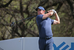 March 21, 2018 - Austin, TX, U.S. - AUSTIN, TX - MARCH 21: Rory Mcllroy (NIR) hits from the 12th tee during the First Round of the WGC-Dell Technologies Match Play on March 21, 2018 at Austin Country Club in Austin, TX. (Photo by George Walker/Icon Sportswire) (Credit Image: © George Walker/Icon SMI via ZUMA Press)