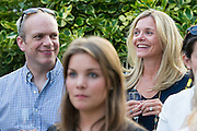 The Wandsworth Friends Garden Party in support of Trinity Hospice, Clapham, London, 12 June 2014. Guy Bell, 07771 786236, guy@gbphotos.com