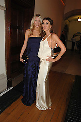Left to right, NOELLE RENO and TAMARA MELLON at the 2nd Fortune Forum Summit and Gala Dinner held at the Royal Courts of Justice, The Strand, London on 30th November 2007.<br /><br />NON EXCLUSIVE - WORLD RIGHTS