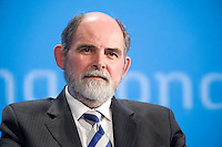"""30 MAY 2008, LEIPZIG/GERMANY: <br /> Miguel Palomares, Director of Environment, IMO, International Transport Forum, ITF, Congress """"Transport and Energy - The Challenge of Climate Change"""", Congress Center Leipzig<br /> IMAGE: 20080530-01-099"""