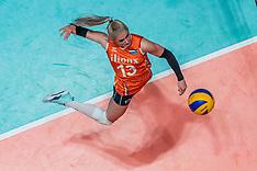 20190528 NED: Volleyball Nations League Netherlands - Brazil, Apeldoorn