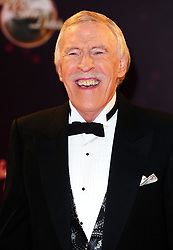 File photo dated 03/09/13 of Sir Bruce Forsyth arriving for the Strictly Come Dancing Photocall at Elstree Studios, London. The TV veteran has died at the age of 89, his family have announced.