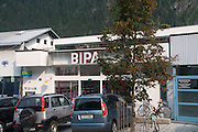 BIPA Convenience store Photographed in Austria