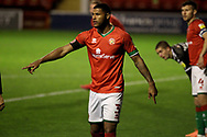 PORTRAIT Walsall's Zak Jules during the EFL Sky Bet League 2 match between Walsall and Crawley Town at the Banks's Stadium, Walsall, England on 3 November 2020.