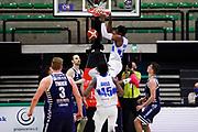 Mekowulu Christian<br /> De Longhi Treviso vs Banco Di Sardegna Sassari<br /> Legabasket Serie A UnipolSAI 2020/2021<br /> Treviso (TV), 11/04/21<br /> Foto Michele Brunello / Ciamillo-Castoria
