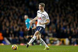 Jan Vertonghen of Tottenham Hotspur in action - Photo mandatory by-line: Rogan Thomson/JMP - 07966 386802 - 30/11/2014 - SPORT - FOOTBALL - London, England - White Hart Lane - Tottenham Hotspur v Everton - Barclays Premier League.