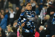 Derby County midfielder Ravel Morrison (11) during the EFL Sky Bet Championship match between West Bromwich Albion and Derby County at The Hawthorns, West Bromwich, England on 14 September 2021.