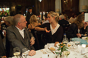 HANS-ULRICH OBRIST; PRINCESS ELISABETH VON THURN UND TAXIS, Opening of Morris Lewis: Cyprien Gaillard. From Wings to Fins, Sprüth Magers London Grafton St. London. Afterwards dinner at Simpson's-in-the-Strand hosted by Monika Spruth and Philomene Magers.