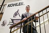 David Kohler, CEO of Kohler Co.