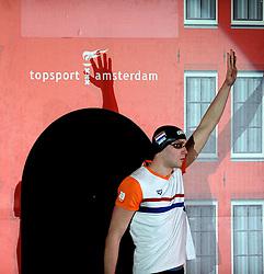 12-12-2014 NED: Swim Cup 2014, Amsterdam<br /> Mike Marissen, 50 m butterfly vlinderslag