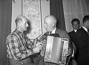 17/09/1954<br /> 09/17/1954<br /> 17 September 1954<br /> <br /> Radio Review Special - Jimmy Shand, Scottish Ceili and Leader on a visit to Ireland