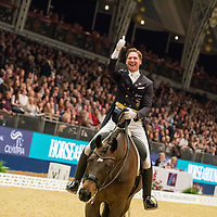 FEI World Cup™ Dressage Grand Prix Freestyle - 2017 Olympia London Horse Show