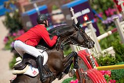Tebbel Maurice, GER, Don Diarado<br /> World Equestrian Games - Tryon 2018<br /> © Hippo Foto - Dirk Caremans<br /> 19/09/2018