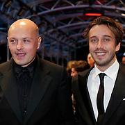 NLD/Utrecht/20121005- Gala van de Nederlandse Film 2012, Boris van der Ham en partner