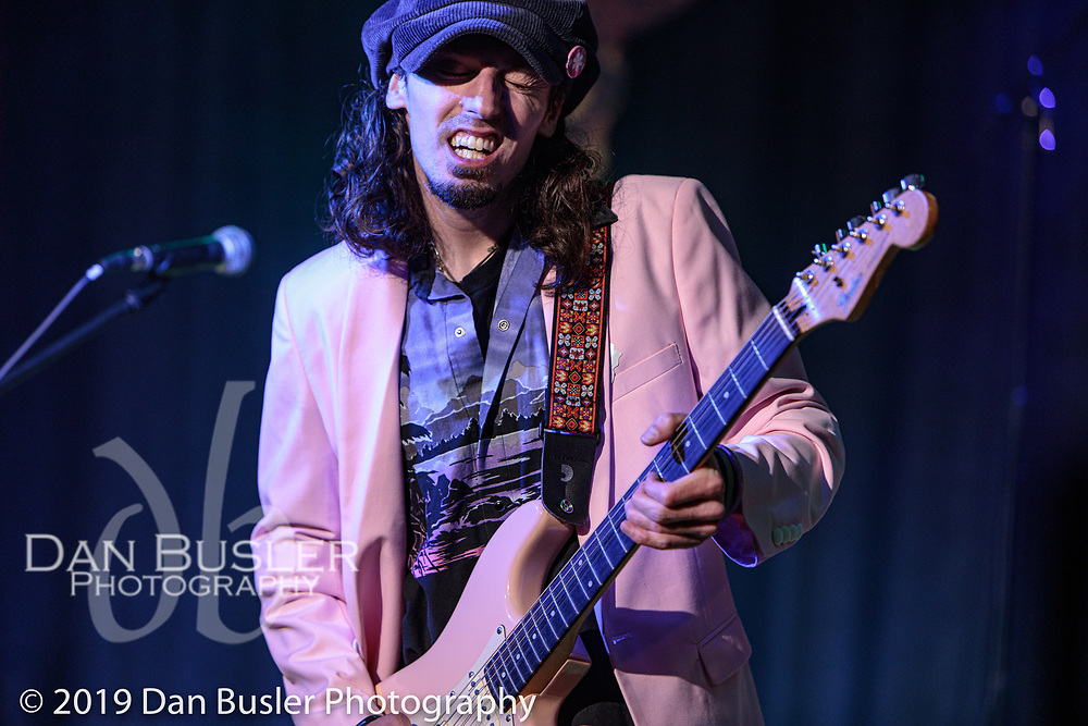 The 2019 Boston Blues Challenge was held at The Extended Play Sessions - Fallout Shelter in Norwood MA on October  13, 2019.