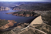Hydro Electric Energy: Oroville Lake and Dam. Oroville, California. (1990).