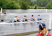 Henley, Great Britain, opening day of the annual Women's Henley Regatta raced on the River Thames at Henley Reach.  Friday  17/06/2011. [Mandatory Credit Peter Spurrier/ Intersport Images]  2011005391.jpg