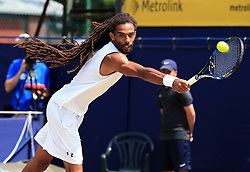 Dustin Brown of Germany  - Mandatory by-line: Matt McNulty/JMP - 05/06/2016 - TENNIS - Northern Tennis Club - Manchester, United Kingdom - AEGON Manchester Trophy