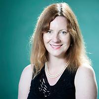 Ruth Scurr at the Edinburgh International Book Festival, Charlotte Square Gardens, Edinburgh, 17 August 2015<br /> <br /> © Russell Gray Sneddon / Writer Pictures
