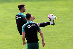 September 6, 2018 - Na - Loulé, 05/09/2018 - National Team AA: Preparation for the League of Nations: Adaptive training for the preparation match with Croatia at the Estádio Algarve. Pedro Mendes; (Credit Image: © Atlantico Press via ZUMA Wire)