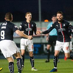 Ross Schofield - Falkirk v St Mirren, 3/12/2016