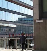 Kulturhuset vid Sergels torg från Malmskillnadsgatan.