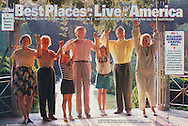 Money Magazine, Best Places in America, story family