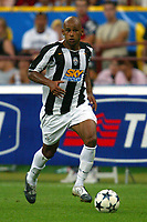 Milano 27/7/2004 Trofeo Tim - Tim tournament <br /> <br /> Marcelo Zalayeta Juventus<br /> <br /> <br /> <br /> Inter Milan Juventus <br /> <br /> Inter - Juventus 1-0<br /> <br /> Milan - Juventus 2-0<br /> <br /> Inter - Milan 5-4 d.cr - penalt.<br /> <br /> <br /> <br /> Photo Andrea Staccioli Graffiti