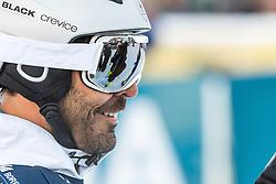 21.01.2017, Hahnenkamm, Kitzbühel, AUT, FIS Weltcup Ski Alpin, KitzCharity Trophy, im Bild Lorenzo Perales (Audi 1) // during the KitzCharity Trophy of FIS Ski Alpine World Cup at the Hahnenkamm in Kitzbühel, Austria on 2017/01/21. EXPA Pictures © 2017, PhotoCredit: EXPA/ Serbastian Pucher