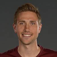 Feb 25, 2016; USA; Colorado Rapids player Axel Sjoberg poses for a photo. Mandatory Credit: USA TODAY Sports
