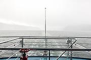 Patagonia, cruising with Ventus Australis. Alberto de Agostini nationa Park