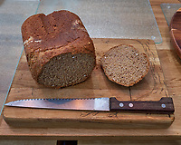Making Bread -- Whole Wheat & Other Grains. Image taken with a Leica CL camera and 18 mm f/2.8 lens