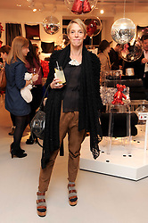 TIPHAINE CHAPMAN at the H&M Home Launch held at 174-176 Oxford Street, London W1 on 2nd November 2010.