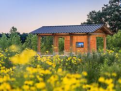 Notre Dame LEEF Pavilion, St. Patrick's County Park, Buccellato Design (Photo by Matt Cashore)