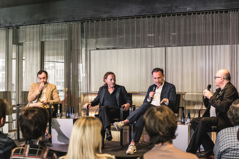 Film Fest Gent - Daily Talkies: Michaël Borremans, Stephen & David Dewaele (jury)