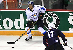 Teemu Selanne (8) of Finland at ice-hockey match Finland vs USA at Qualifying round Group F of IIHF WC 2008 in Halifax, on May 11, 2008 in Metro Center, Halifax, Nova Scotia, Canada. (Photo by Vid Ponikvar / Sportal Images)
