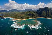 Haena Beach, Kauai, Hawaii