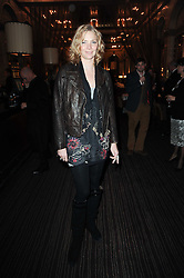JODIE KIDD at a party to celebrate the 135th anniversary of The Criterion restaurant, Piccadilly, London held on 2nd February 2010.