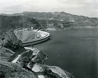 1925 Lake Hollywood & Dam