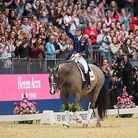 Valegro - Final Freestyle - London Olympia Horse Show 2016