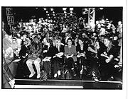SaraJane Hoare, (Harpers) Andre Leon Talley, (V.F.) Amy Spindler, ( N.Y. Times) Kate Betts ( Vogue U.S.A.) Suzy Menkes. ( International Herald Tribune) Richard Tyler, 29 Sept Ô97 London. © Copyright Photograph by Dafydd Jones 66 Stockwell Park Rd. London SW9 0DA Tel 020 7733 0108 www.dafjones.com