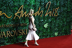 Poppy Delevingne attending The Fashion Awards 2018 In Partnership With Swarovski at Royal Albert Hall in London, UK on December 10, 2018. Photo by Aurore Marechal/ABACAPRESS.COM