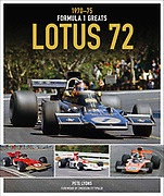 book spex<br /> Hardbound, 11 x 9.25 inches, 320 pages, approx. 55,000 words with 368 in-period photos covering every car in every race. Scheduled for U.S. release in July at $79.95.